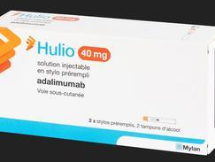 Hulio 40 mg injectable sc boîte de 2 stylos préremplis de 0,80 ml
