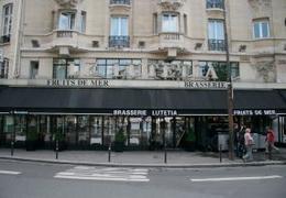Le figaro comptoir canailles paris 75009 cuisine fran aise - Brasserie lutetia menu ...