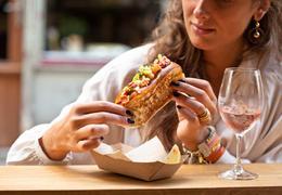 Les meilleures adresses de street food à Paris