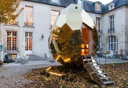 Solar Egg, relaxation d'hiver