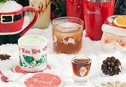 A la santé du père Noël