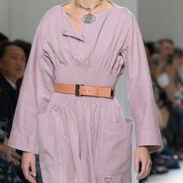 desfile detalhe Hermès Primavera-Verão 2017 Paris - Detalhe 1.