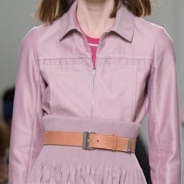 desfile detalhe Hermès Primavera-Verão 2017 Paris - Detalhe 6.