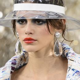 Detalhe Chanel fashion show Spring-Summer 2018, Paris - Detalhe 7.