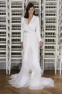 Défilé Alexis Mabille Printemps-été 2016 Haute couture