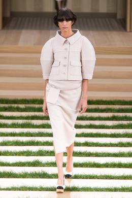 Défilé Chanel Printemps-été 2016 Haute couture