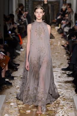 Défilé Valentino Printemps-été 2016 Haute couture