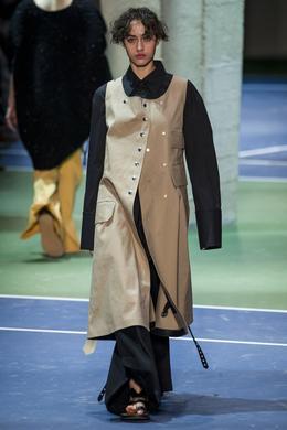 Celine desfile de moda outono-inverno 2016-2017, Paris - Look 3.