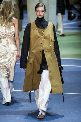 Celine desfile de moda outono-inverno 2016-2017, Paris - Look 5.