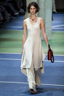 Celine desfile de moda outono-inverno 2016-2017, Paris - Olhe 8.