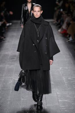 Valentino desfile de moda outono-inverno 2016-2017, Paris - Olhe 4.