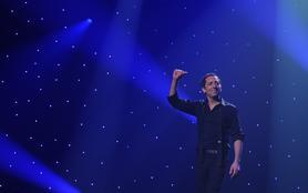 Gad Elmaleh : «Papa est en haut»