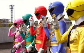 Power Rangers : Super Megaforce