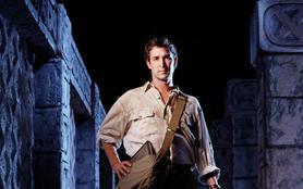 Les aventures de Flynn Carson : le mystère de la Lance sacrée