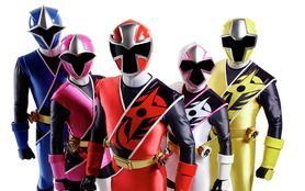 Power Rangers : Super Ninja Steel