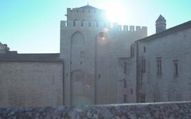 Palais des papes, une forteresse gothique