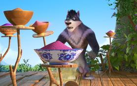 Gare aux loups 2 : Tous à table !