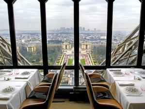 Restaurant Le Jules Verne