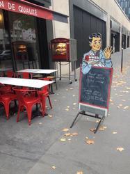 Restaurant Persillé
