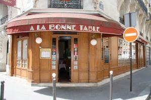 Restaurant La Bonne Table