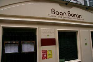 Restaurant Baan Boran