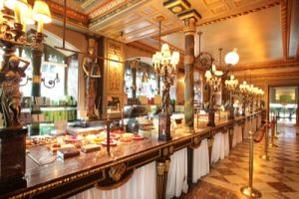 Restaurant Le Bar Ladurée