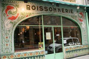 Restaurant La Boissonnerie