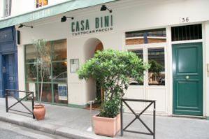Restaurant Casa Bini