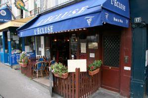 Restaurant L' Ecluse - Grands Augustins