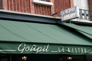 Restaurant Goûpil Le Bistro