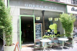 Restaurant Green Café