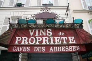 Restaurant La Cave des Abbesses
