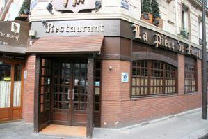 Restaurant La Pièce de Boeuf
