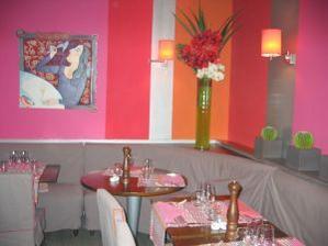 Restaurant La Table Lauriston