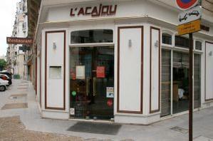 Restaurant L' Acajou