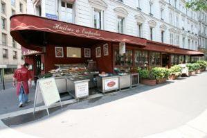 Restaurant Le Bar à Huîtres - Place des Vosges