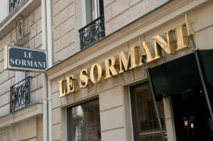 Restaurant Le Sormani