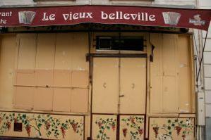 Restaurant Le Vieux Belleville