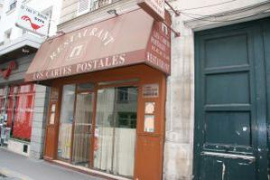 Restaurant Les Cartes Postales