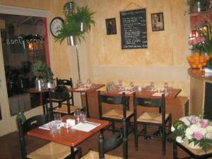 Restaurant Le Nonna Inès