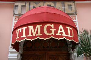 timgad restaurant paris