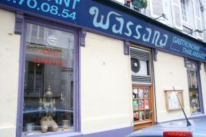 Restaurant Wassana