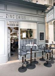 Restaurant Zinc Caïus