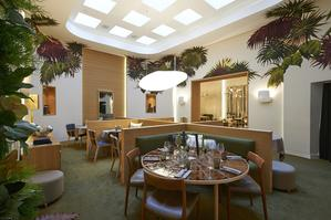 Restaurant Nubé à l'hôtel Marignan