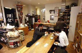 Restaurant Workshop Issé