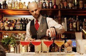 Restaurant Prescription Cocktail Club
