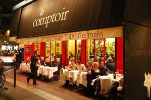 Restaurant Le Comptoir du Relais