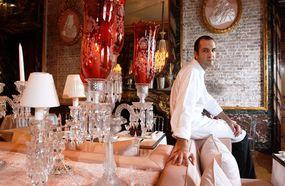 Restaurant Cristal room Baccarat