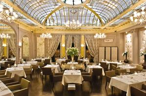 Restaurant Le Restaurant de l'Hôtel Vernet