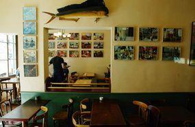 Restaurant Le Baratin